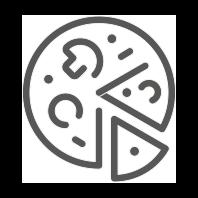 Toppings para pizzas